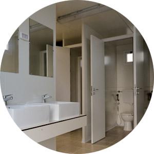 Area bagno