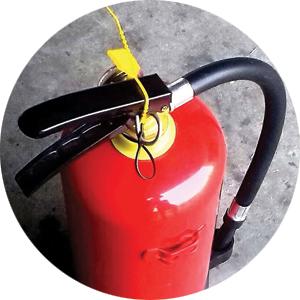 Sistema antincendio