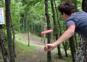 Area Tarolli - Disc Golf