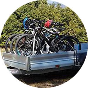 Escursioni in bicicletta, cicloturismo, noleggio eBike